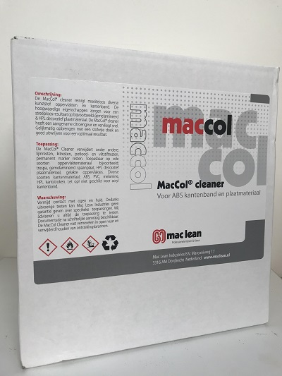 MacCol Cleaner Doos